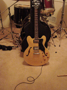 epiphone standing